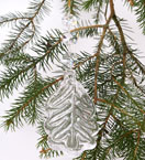 Crystal Leaf Decoration